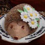 Быстрый торт без выпечки Шоколадный еж